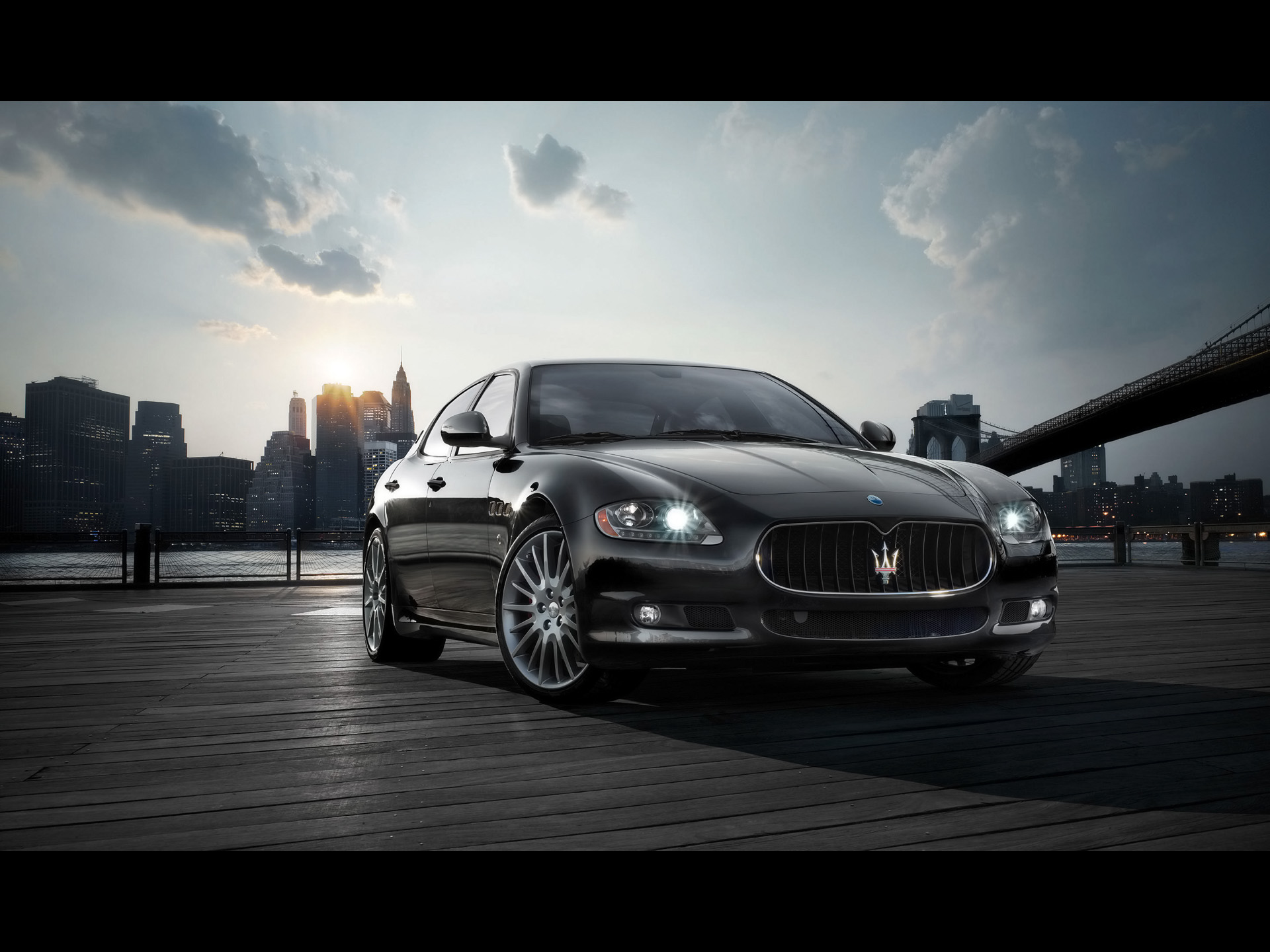 Gt Sport Wallpaper Iphone: Maserati Quattroporte Sport GT S Wallpapers