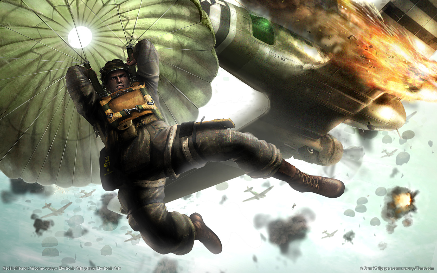 Medal of Honor: Airborne wallpapers