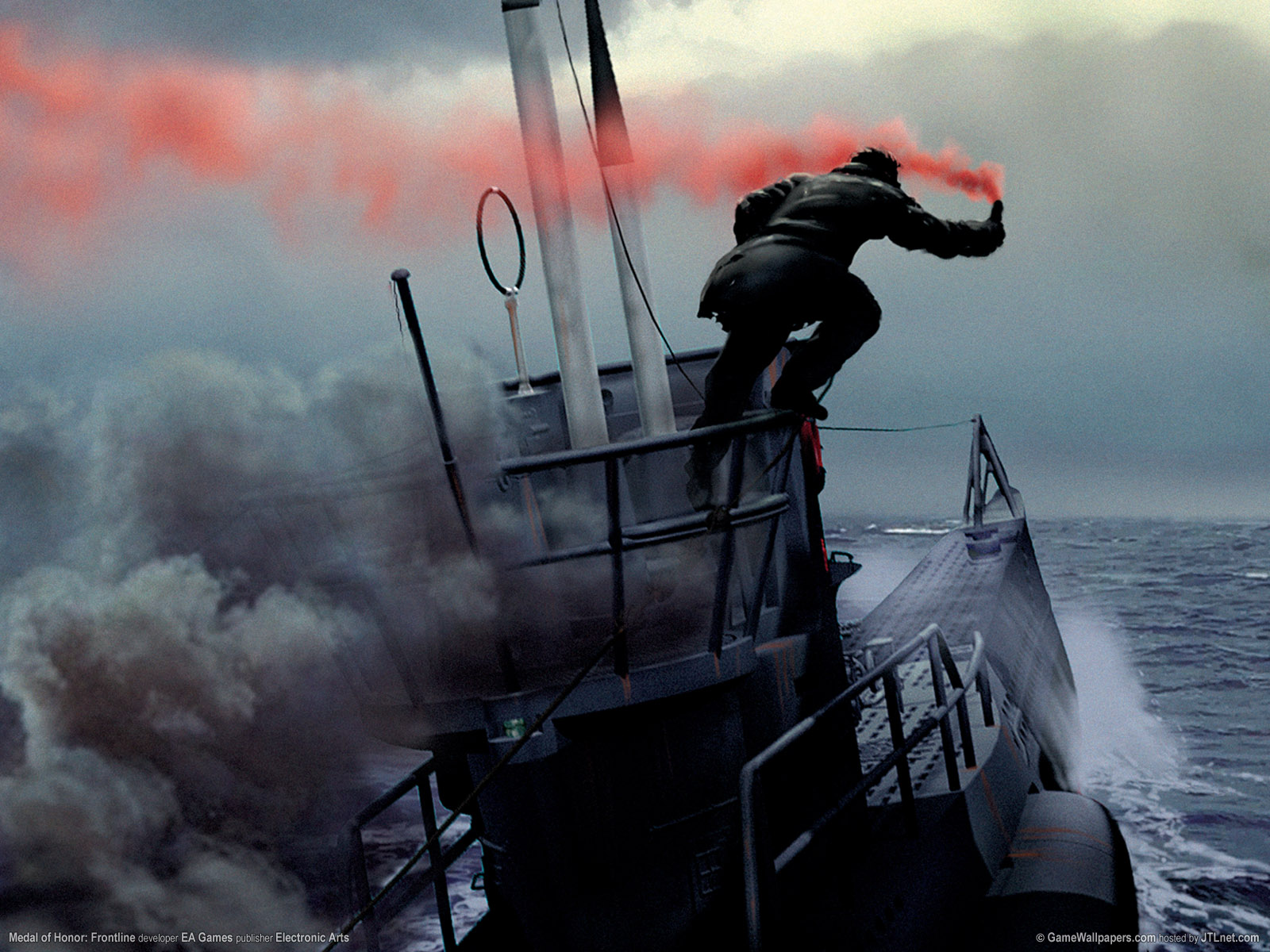 Medal Of Honor: Frontline Wallpapers