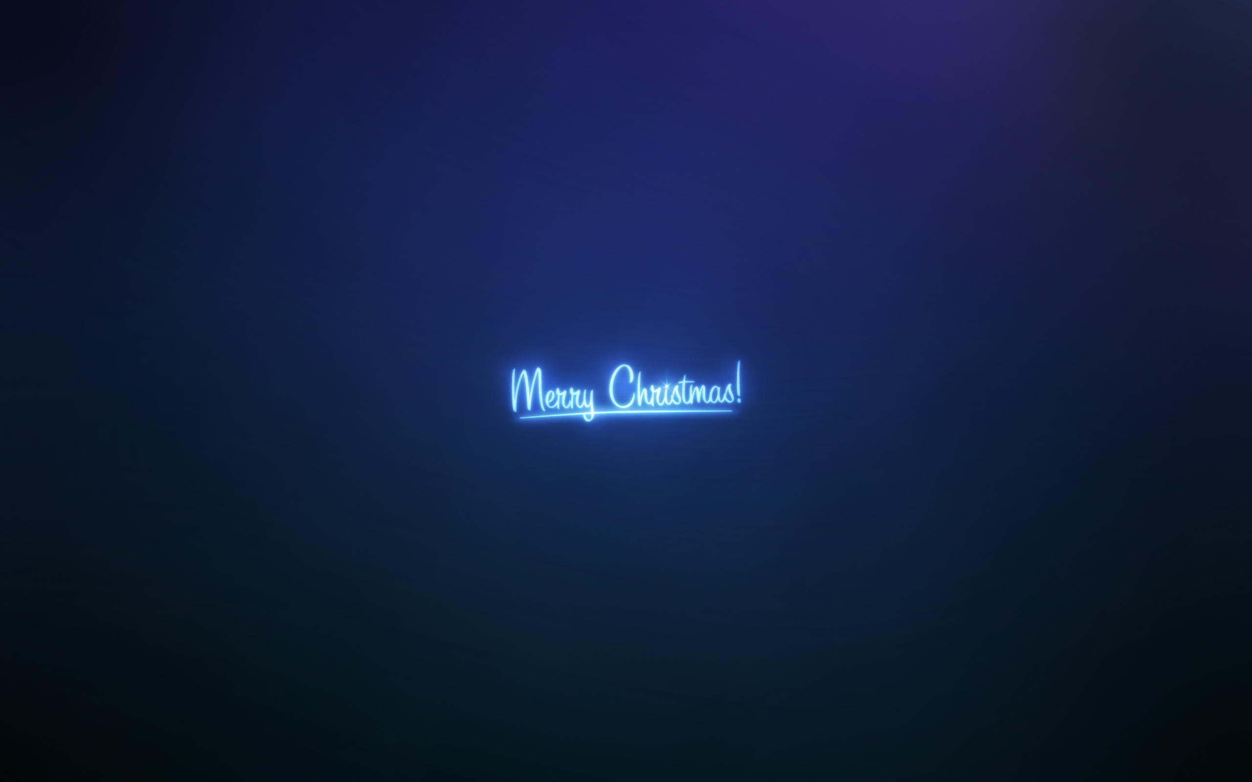 2560x1440 Merry Christmas Wallpaper YouTube Channel Cover