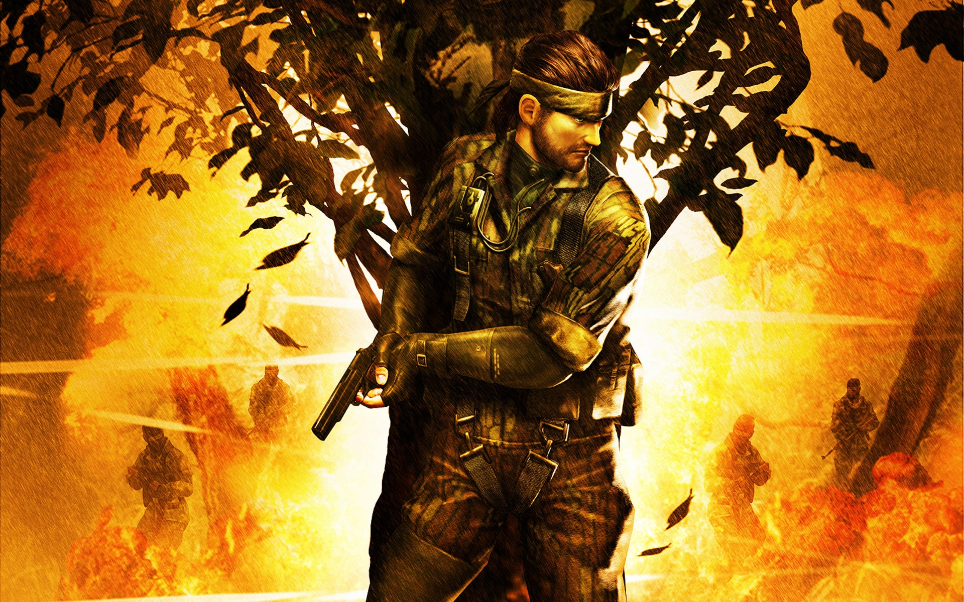 Metal Gear Solid Snake Eater Wallpapers Metal Gear Solid Snake