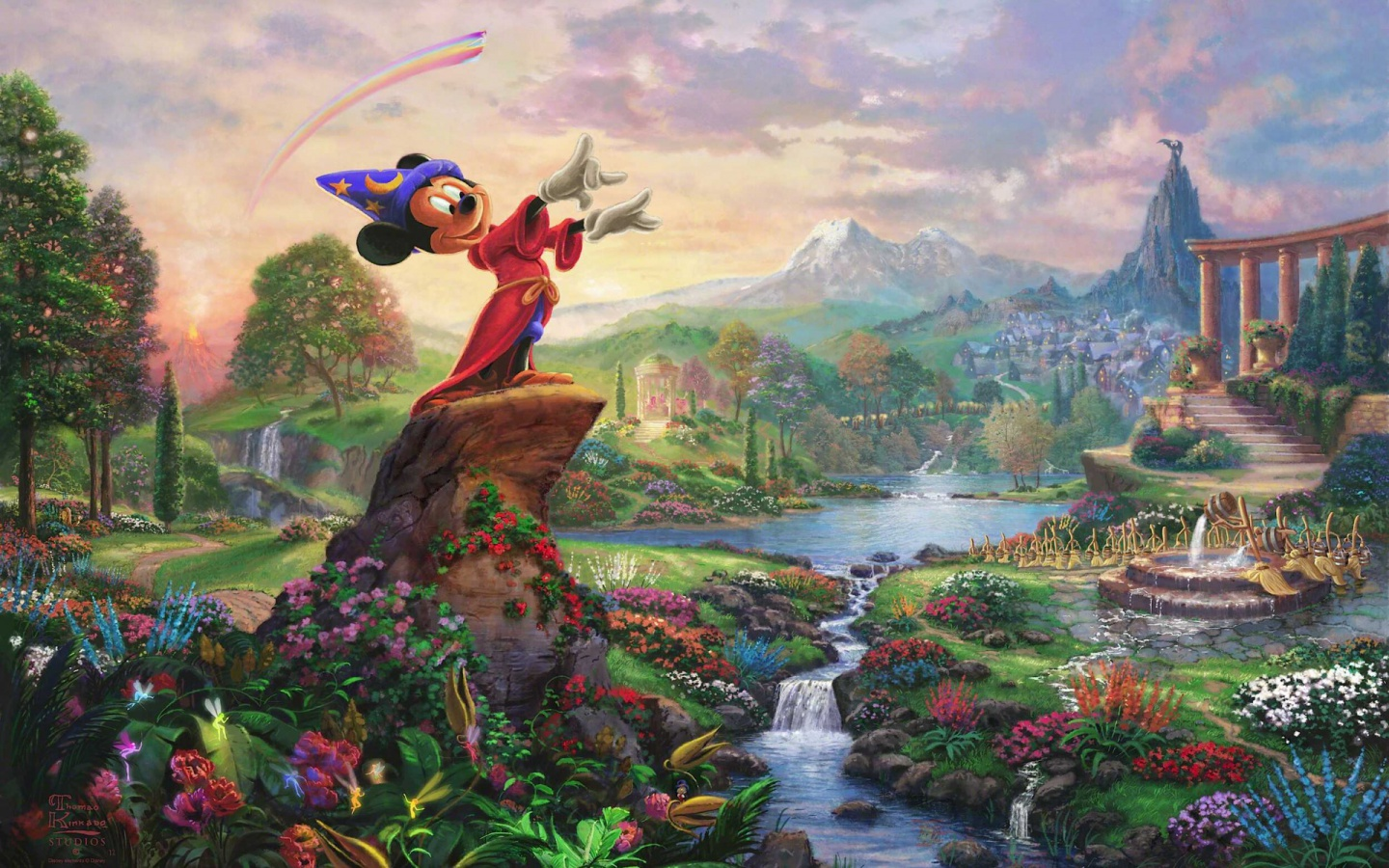 Top Wallpaper Mac Disney - mickey-mouse-fantasia_wallpapers_46423_1440x900  Best Photo Reference_49468.jpg