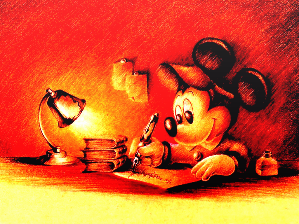 1024x768 mickey mouse desktop pc and mac wallpaper
