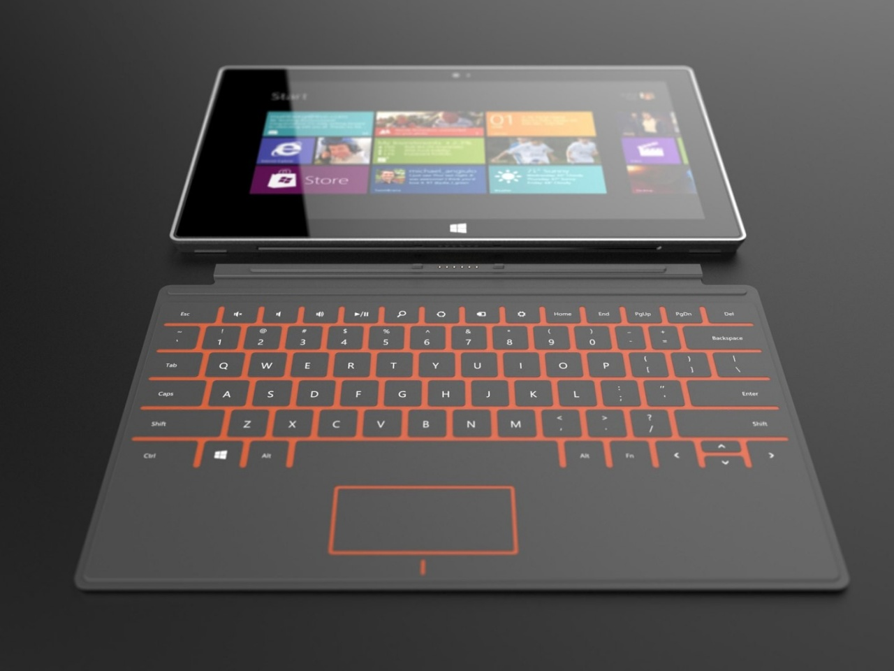 how to add desktop on surface