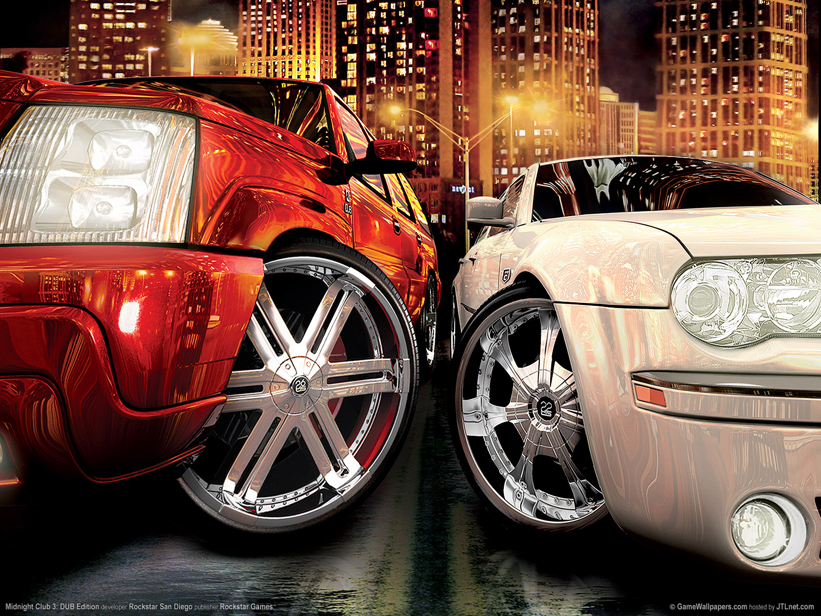 Midnight Club 3 wallpapers | Midnight Club 3 stock photos