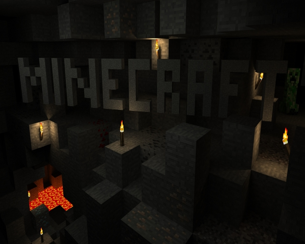 Images Of Minecraft Wallpaper For Mac