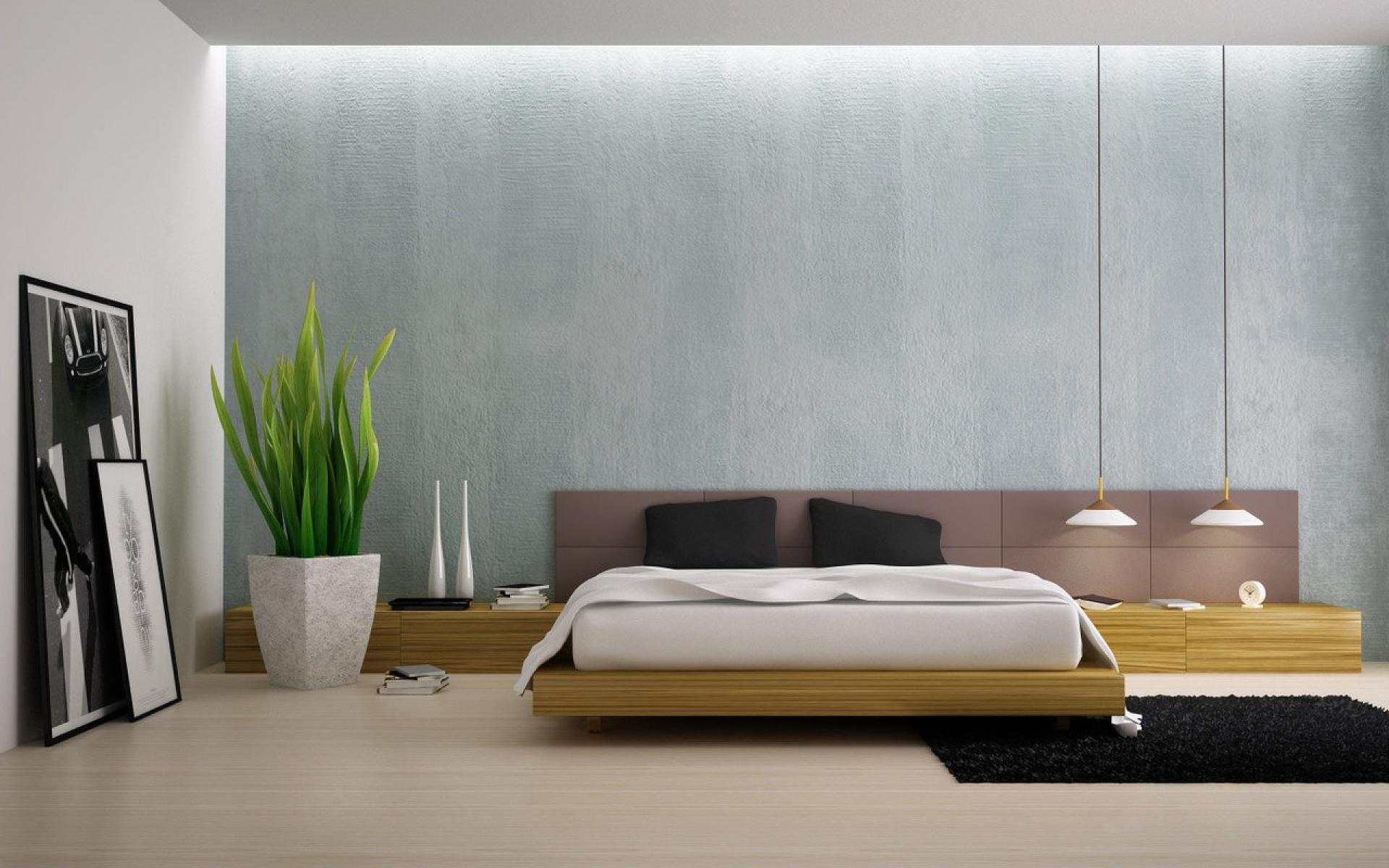 1920x1200 minimalist interior design desktop pc and mac wallpaper - Minimalist bedroom design ...