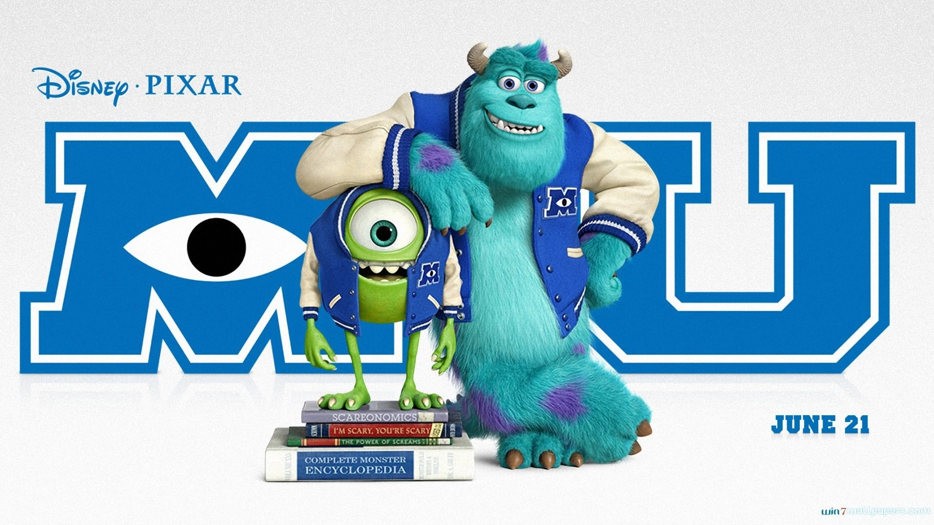 1920x1080 monsters university desktop pc and mac wallpaper 1920x1080 monsters university how to set wallpaper on your desktop click the download link from above and set the wallpaper on the desktop from your os voltagebd Images