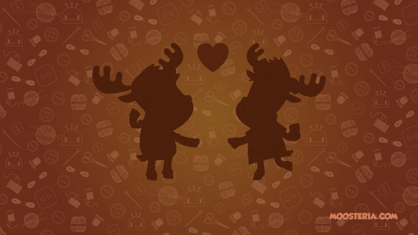 646x220 Moose Loving Couple