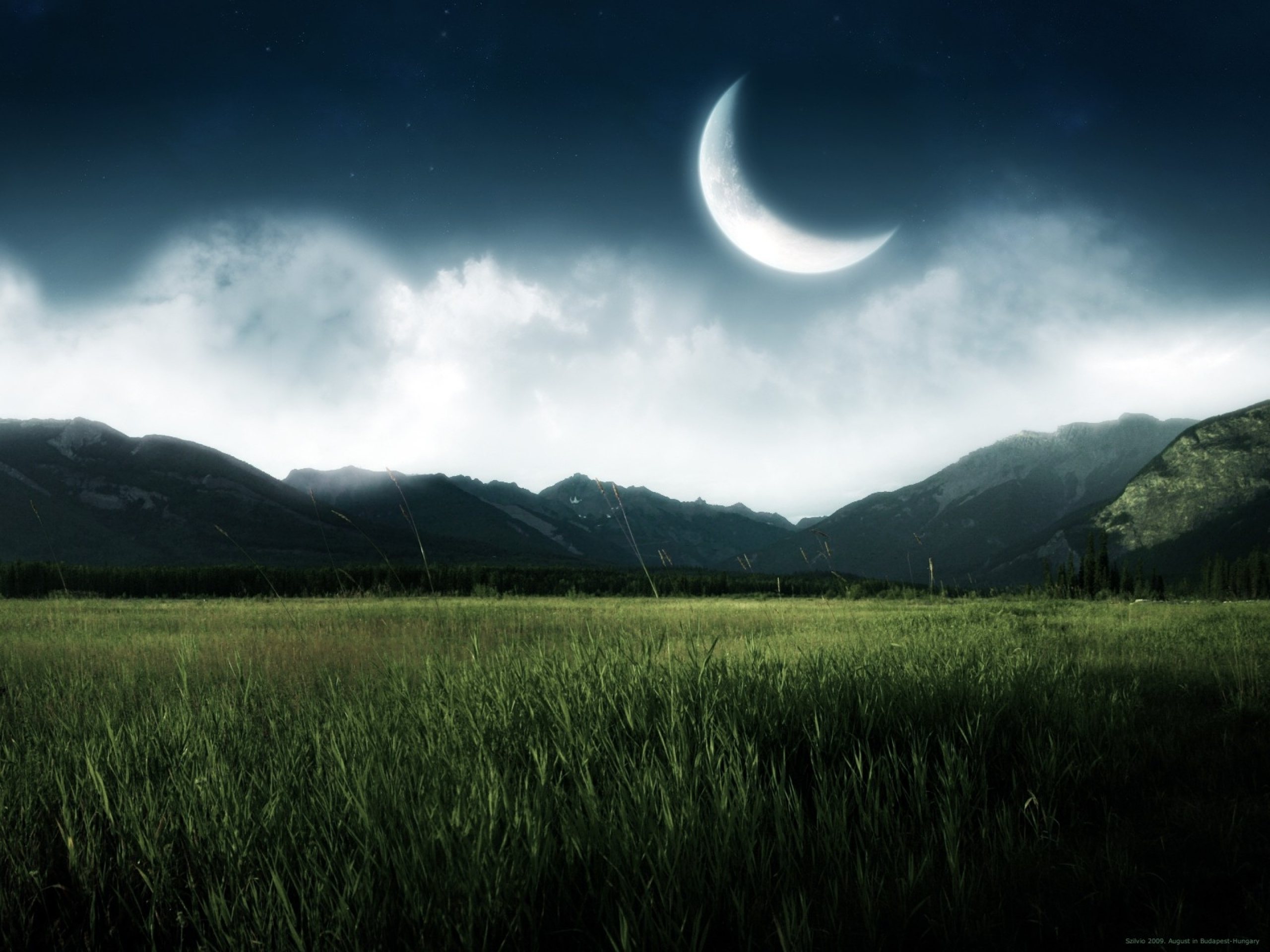 grass at night texture. Wonderful Texture Image Mountains Night Moon Grass Wallpapers And Stock Photos  Intended At Texture