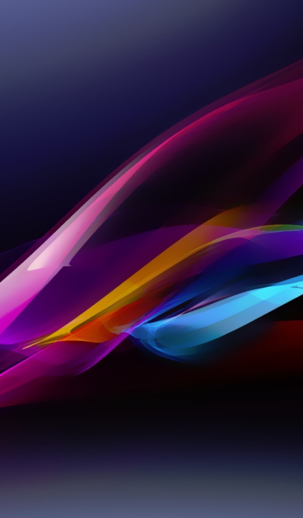 600x1024 Multicolor Abstract