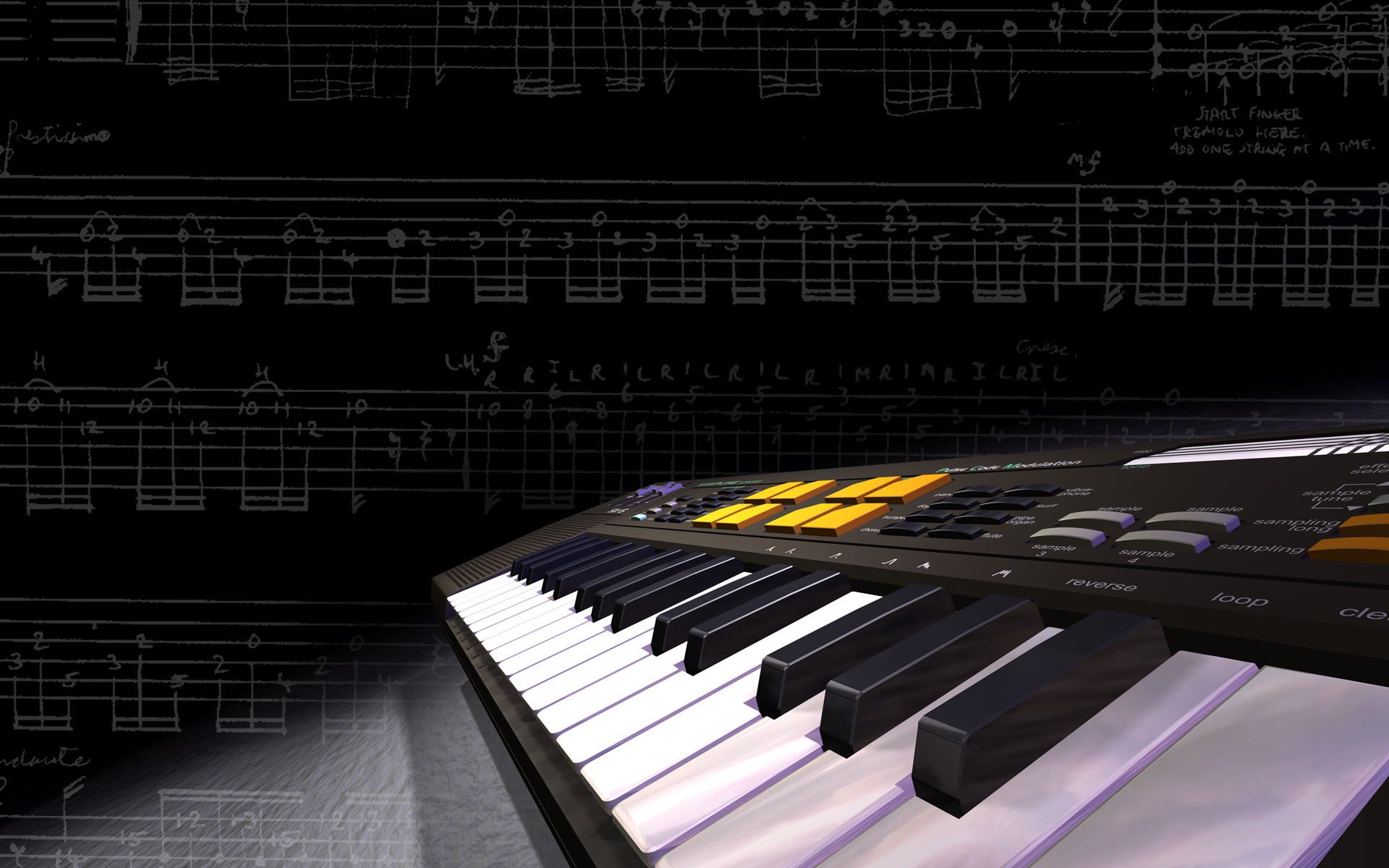 1920x1200 Music Keyboard desktop wallpapers and stock photos