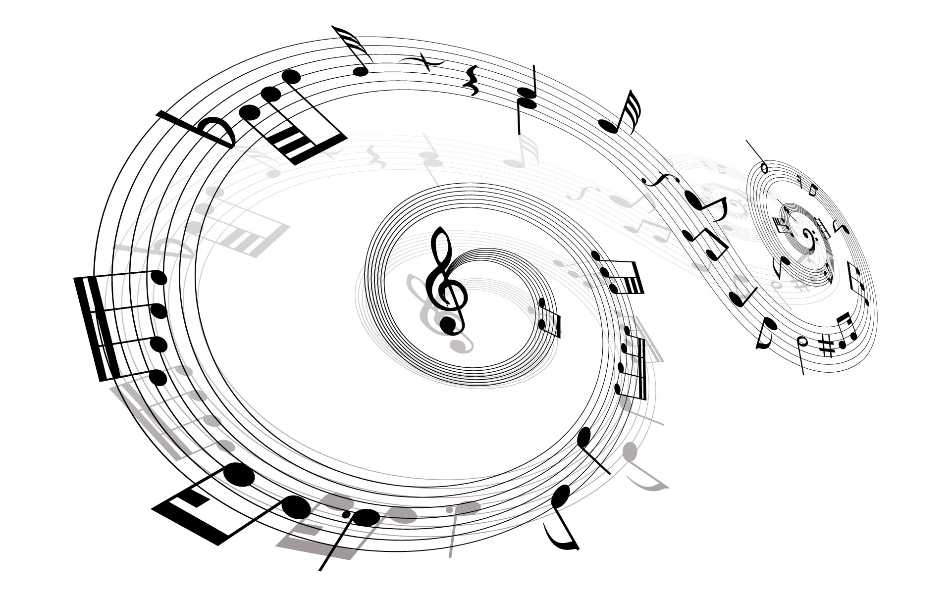 Music Notes Wallpapers Music Notes Stock Photos