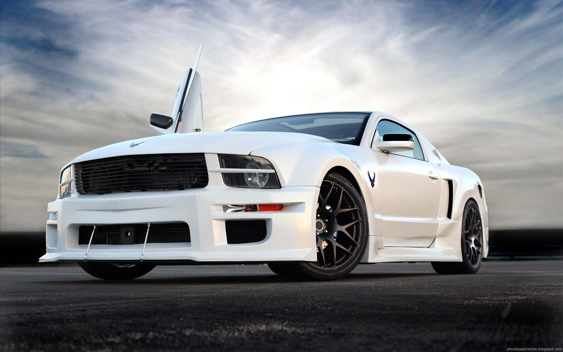 1920x1200 Mustang Custom desktop wallpapers and stock photos