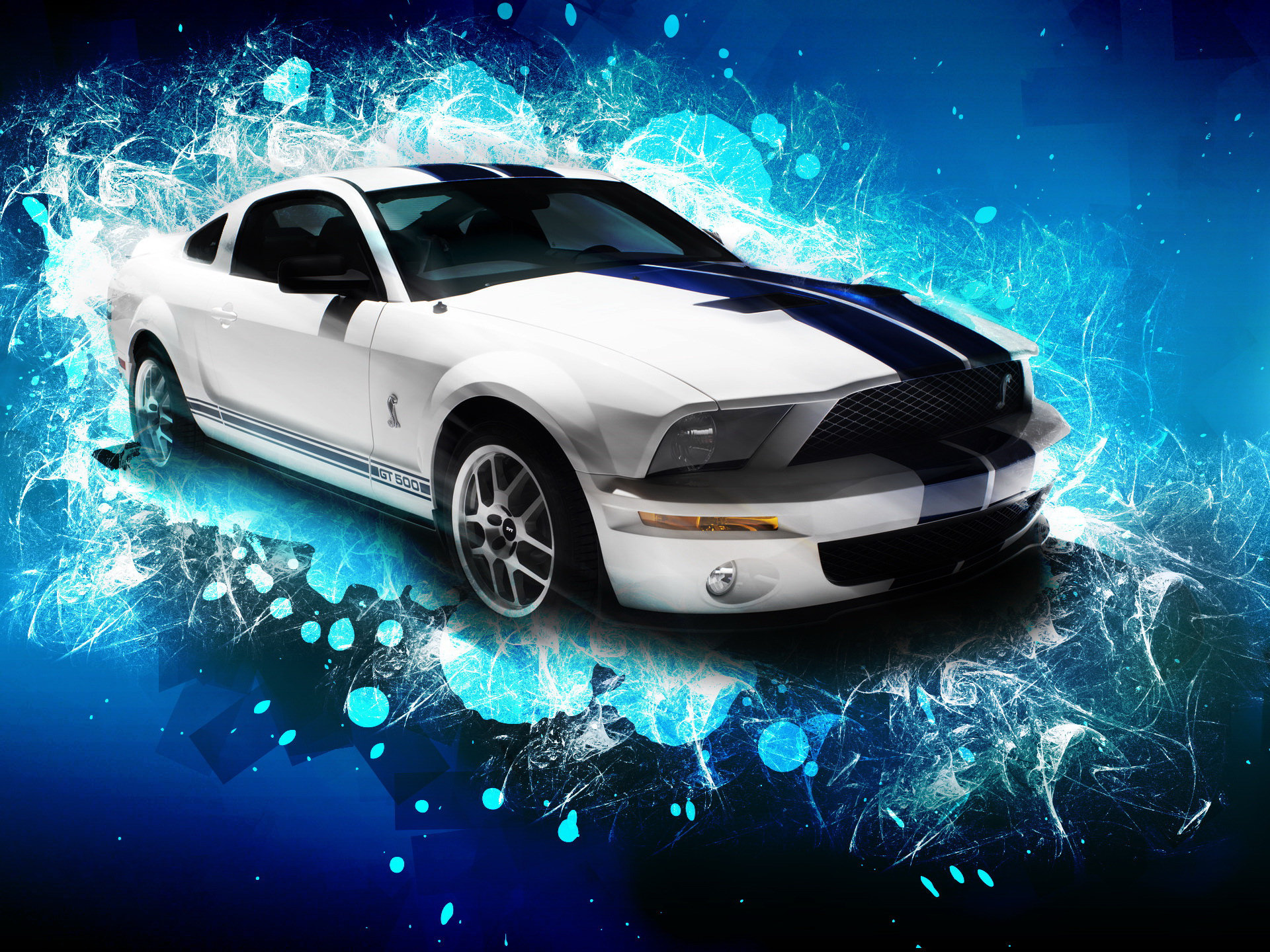 Cool Cars HD Mustang Desktop Wallpapers