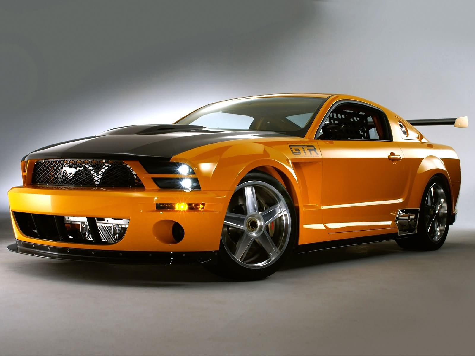 mustang gtr angle wallpapers 10570 1600x1200 Mustang gtr wallpaper