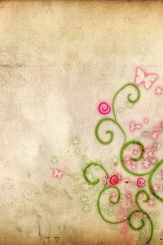 320x480 natural doodle desktop pc and mac wallpaper - Doodle desktop wallpaper ...