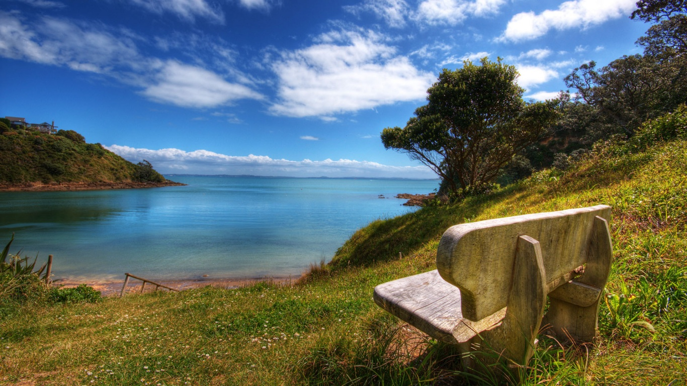 Nature Wallpaper 1366x768 x Nature desktop PC and