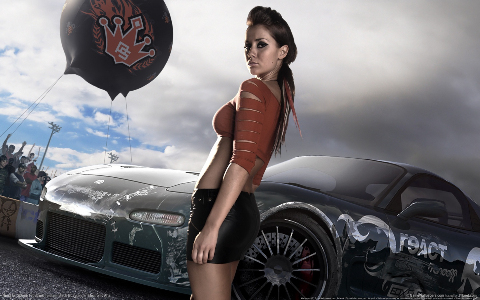 Girl Need for Speed Movie