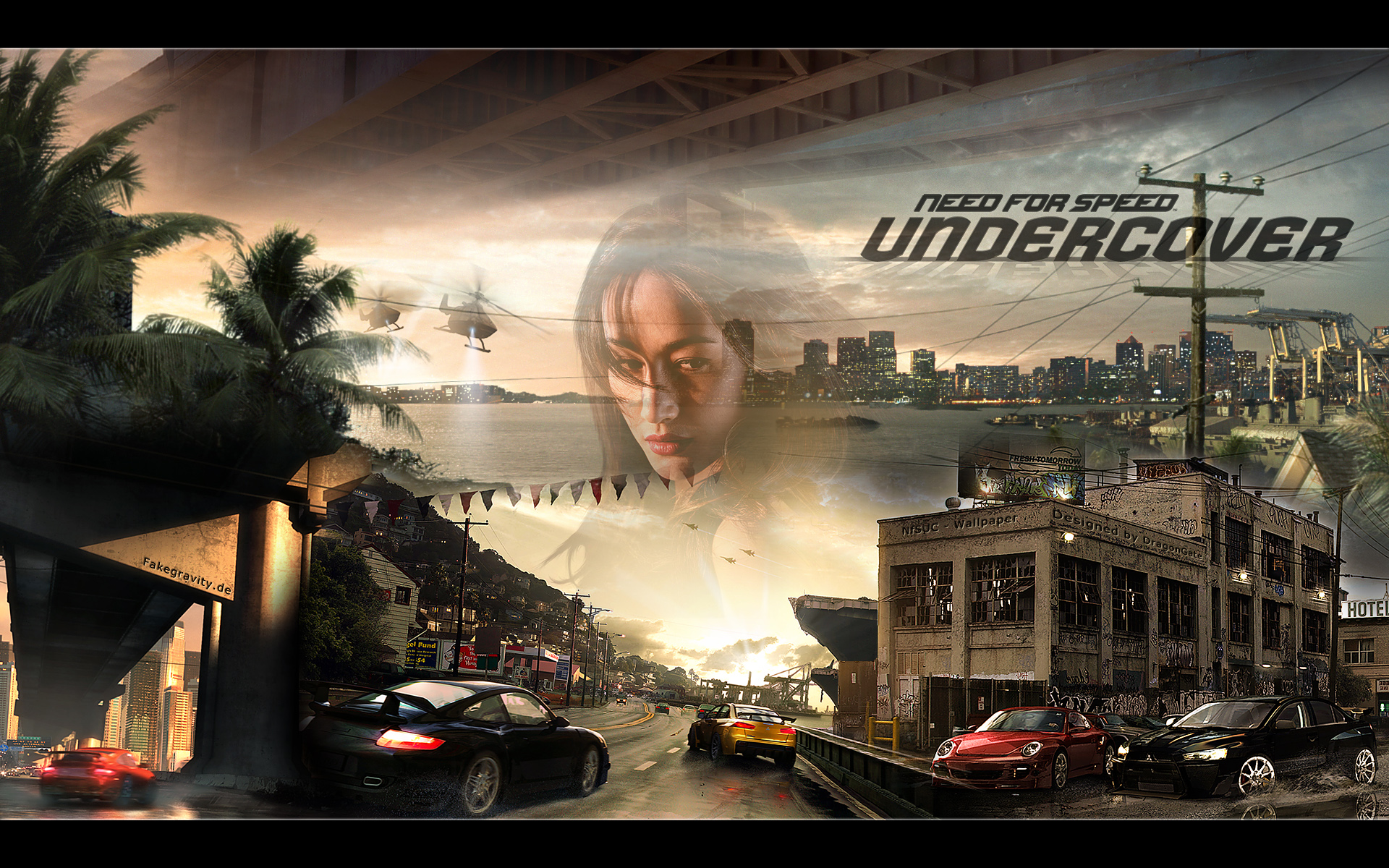need for speed undercover pc gameplay hd