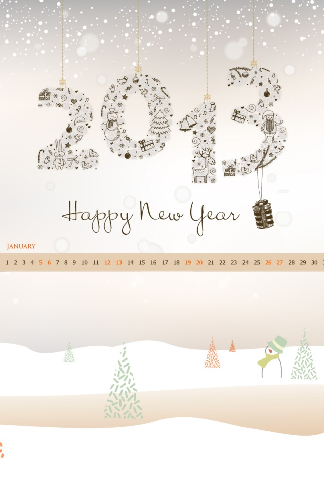 640x960 New Year