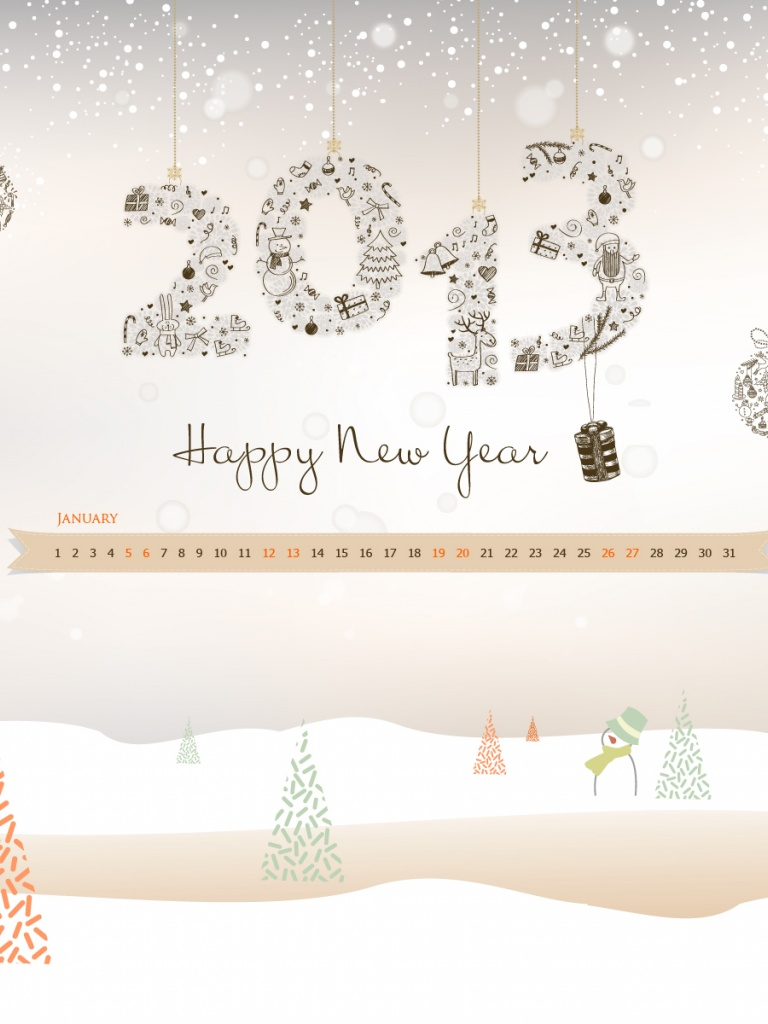 768x1024 New Year