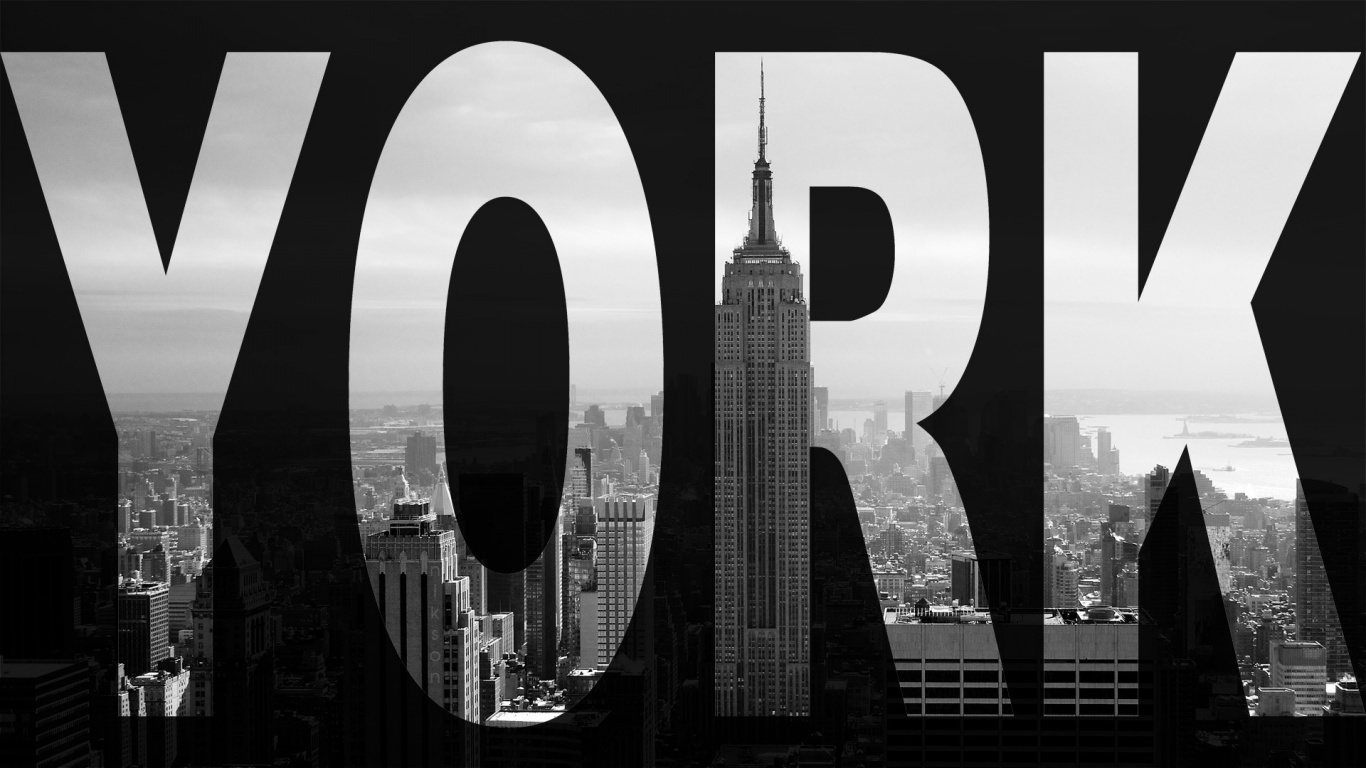 1366x768 New York Cityscape Desktop Pc And Mac Wallpaper