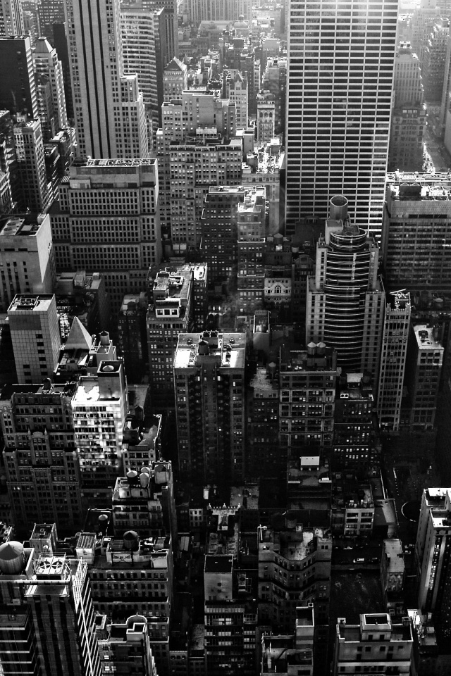 640x960 new york madness iphone 4 wallpaper