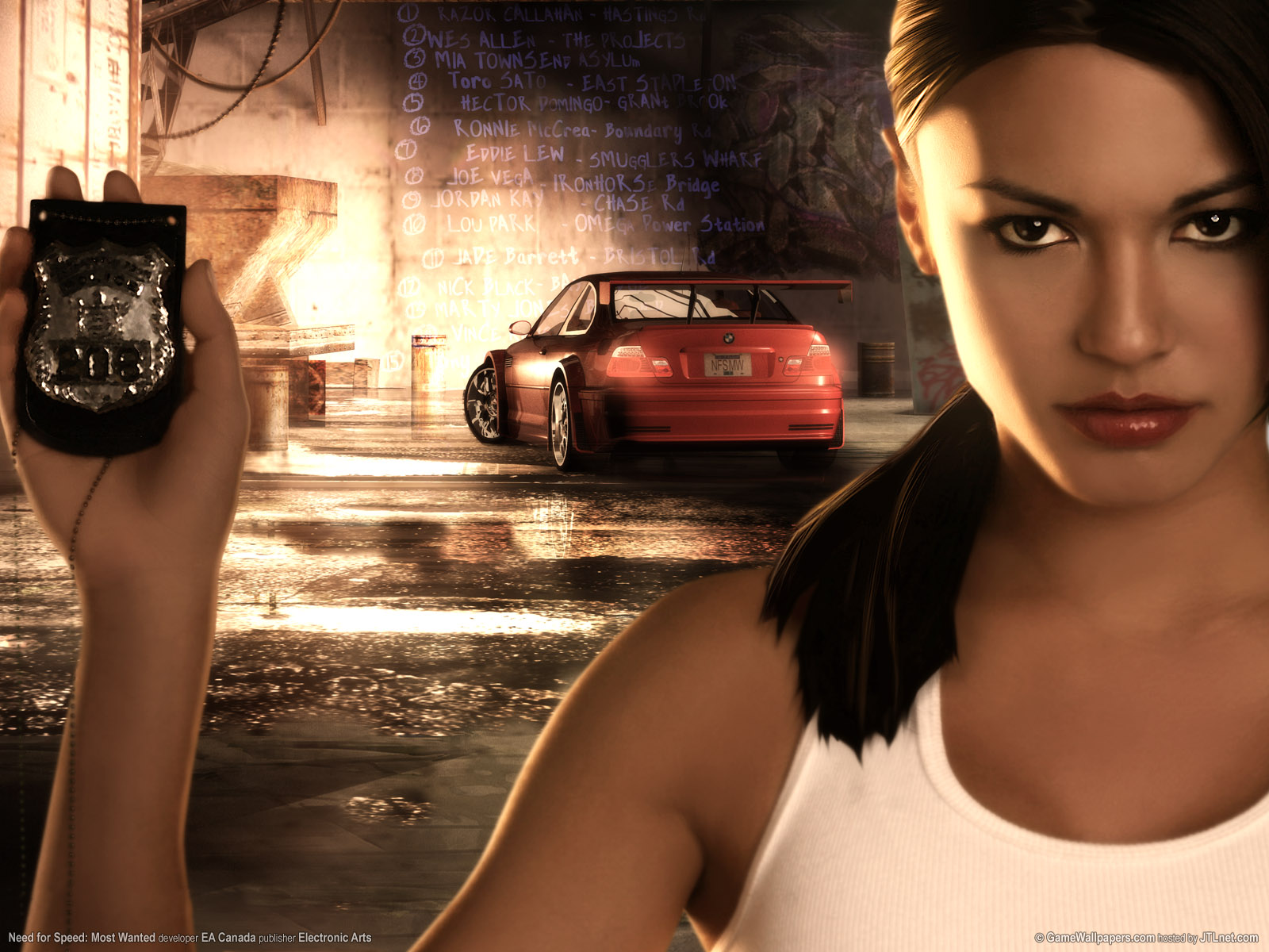 Nfs Most Wanted Wallpapers Nfs Most Wanted Stock Photos