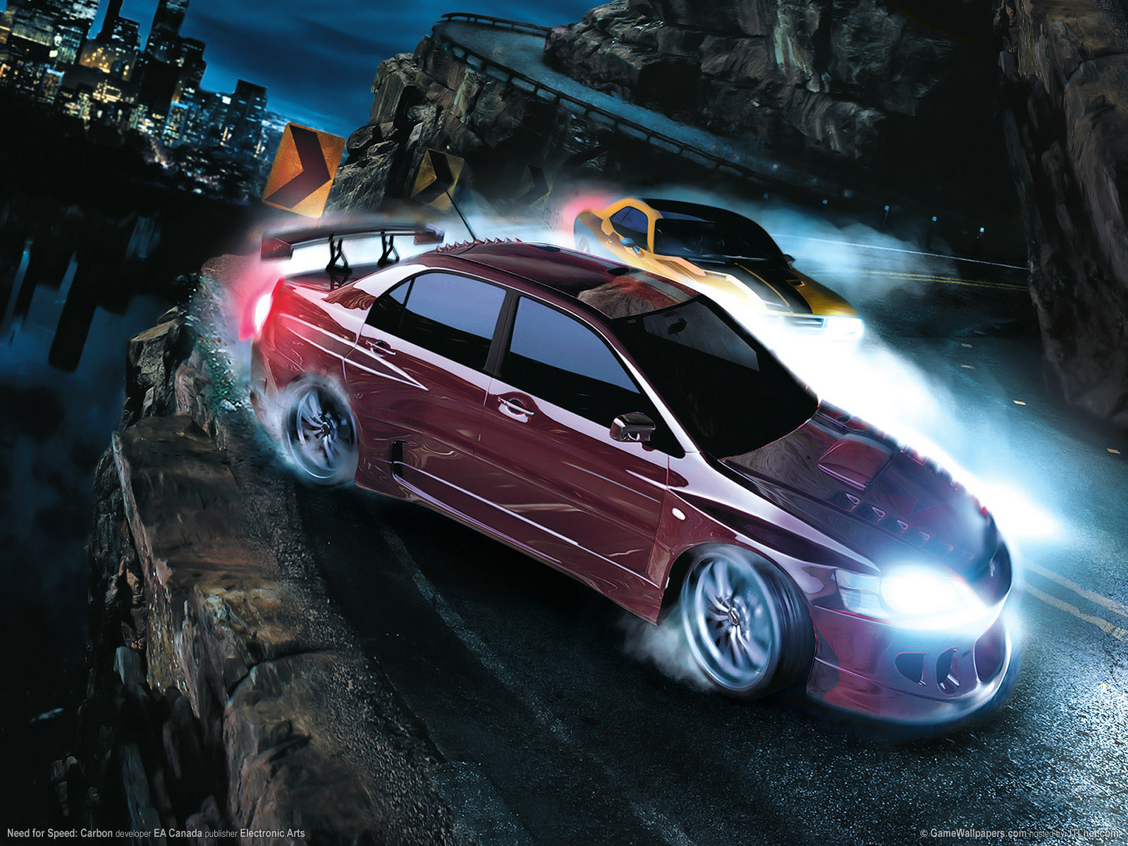 Need For Speed Carbon Mac Download