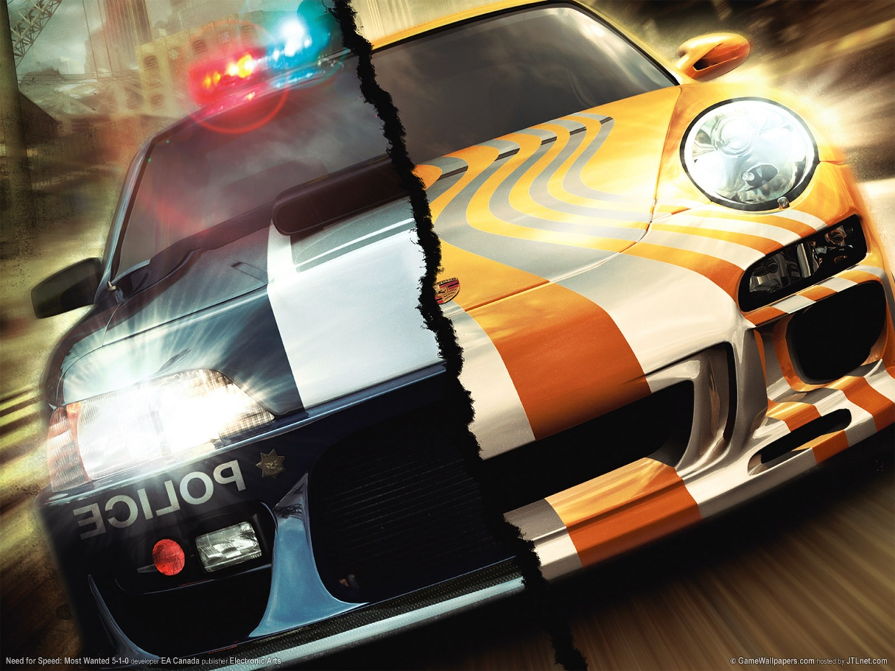 1280x960 NFS: Most Wanted