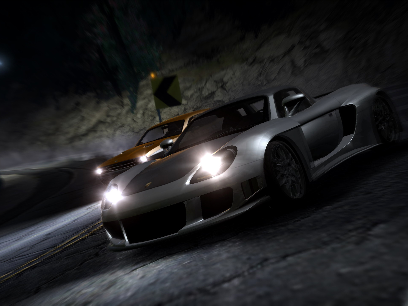 Nfs Carbon Wallpapers