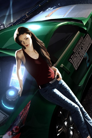 320x480 nfs underground 2 desktop pc and mac wallpaper - Need for speed underground 1 wallpaper ...