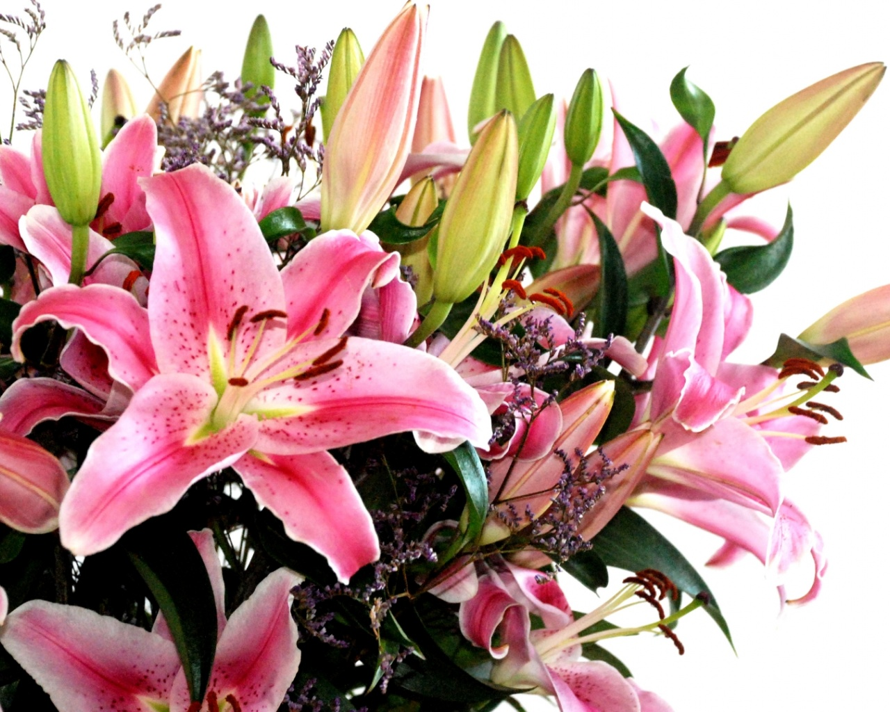 1280x1024 nice flower bouquet desktop pc and mac wallpaper dhlflorist Images