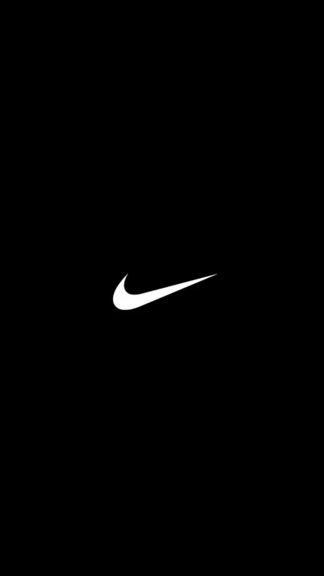640x1136 Nike Swoosh Iphone 5 Wallpaper