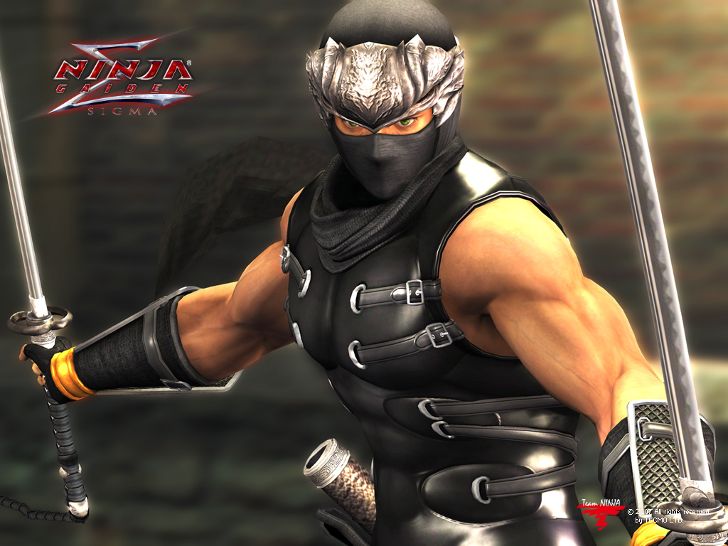 1024x768 Ninja Gaiden: Sigma desktop wallpapers and stock photos