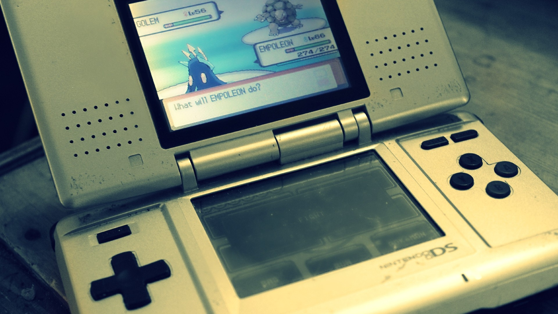 1920x1080 Nintendo DS Pokemon desktop PC and Mac wallpaper