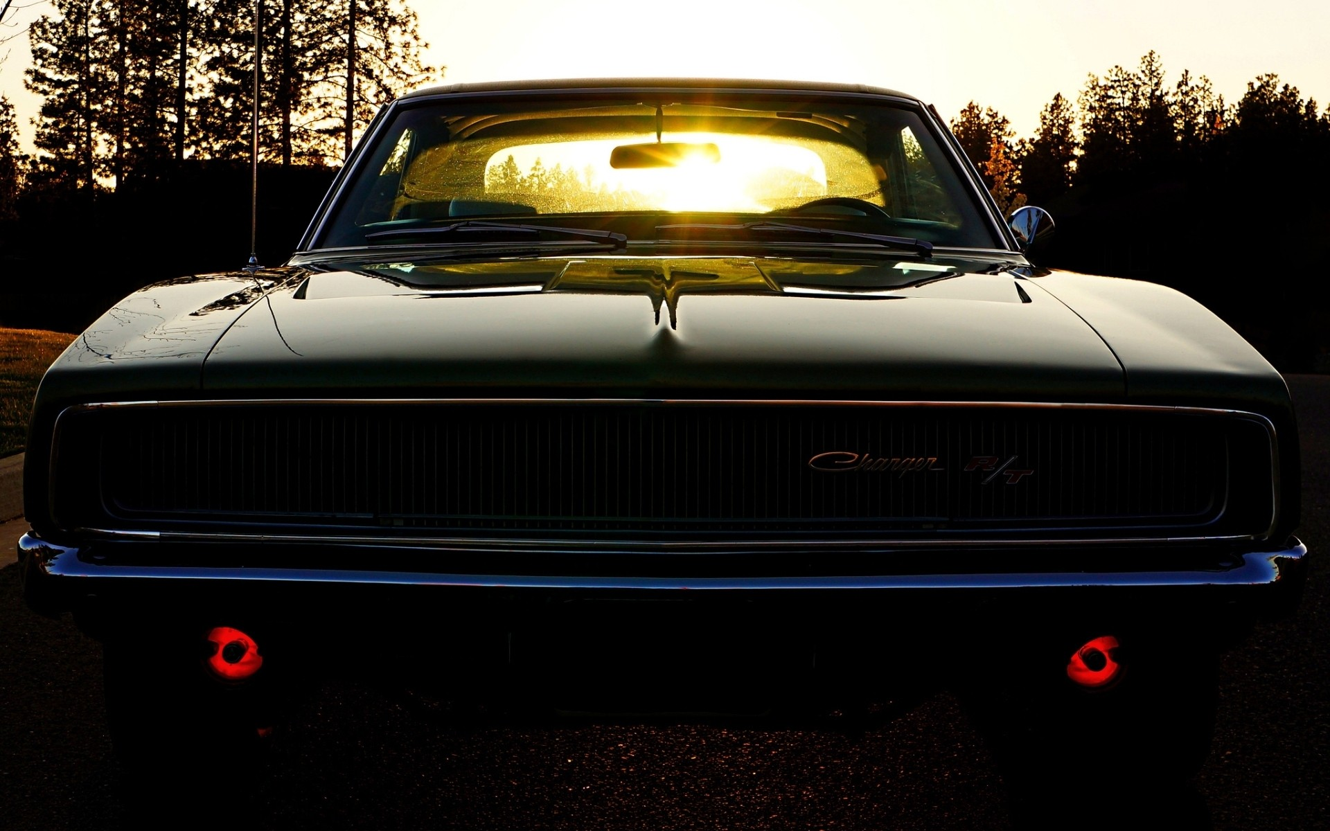 Old School Dodge Charger Hintergrundbilder | Old School ...
