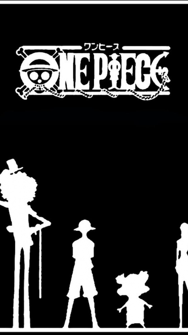 640x1136 One Piece Anime Iphone 5 Wallpaper