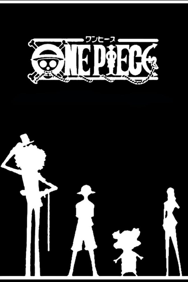 640x960 One Piece Anime Iphone 4 Wallpaper