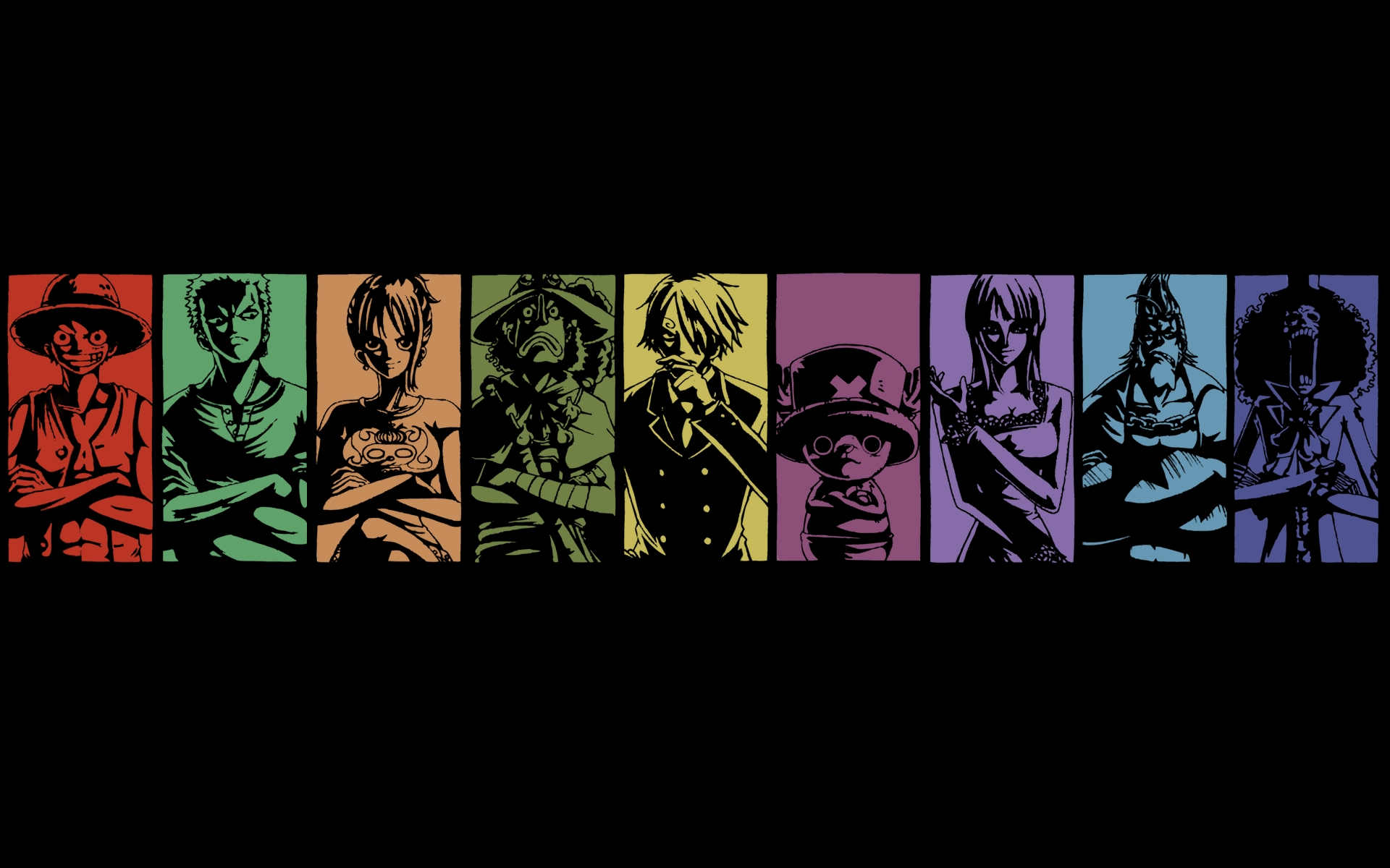 1920x1200 One Piece Desktop Pc And Mac Wallpaper
