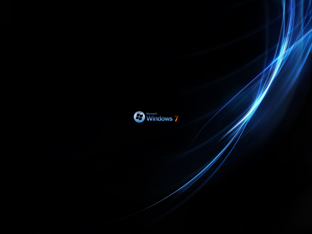 windows 7 plain wallpapers