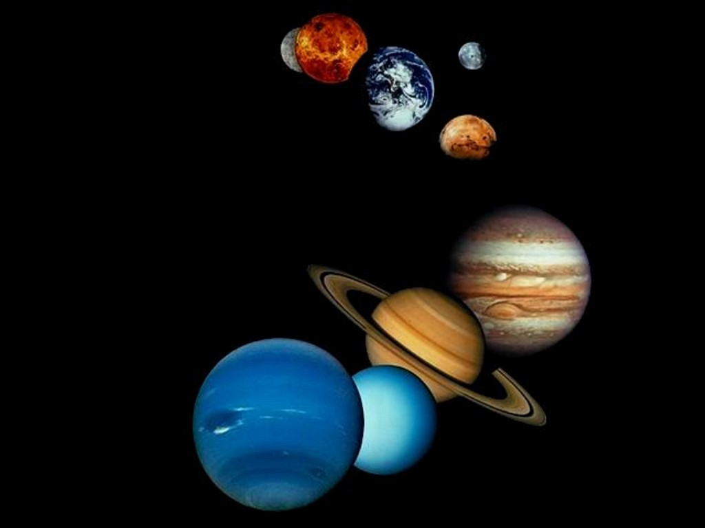 1024x768 Our Solar System desktop wallpapers and stock photos