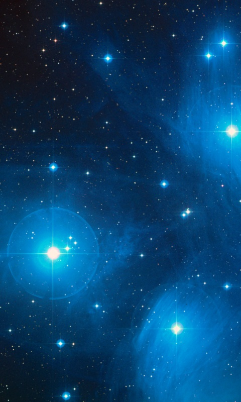 Space Wallpaper 480x800