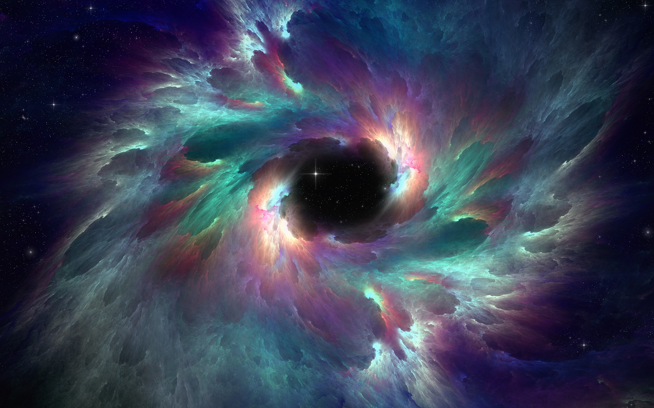 Outer space vortex wallpapers outer space vortex stock for Outer space design wallpaper
