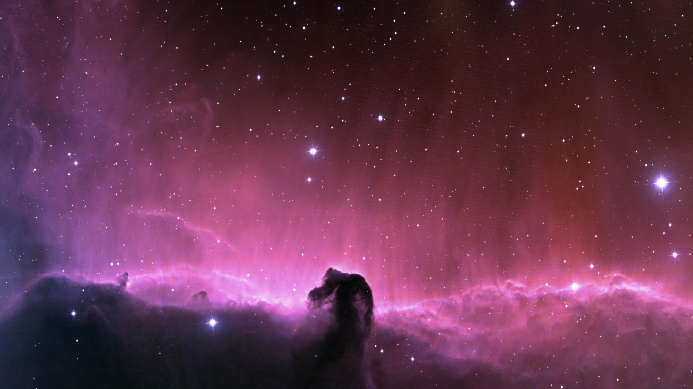 how to make a space background on mac