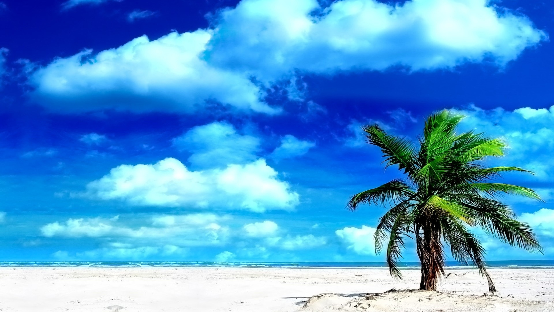 Hd Tropical Island Beach Paradise Wallpapers And Backgrounds: 1920x1080 Paradise Island Desktop PC And Mac Wallpaper
