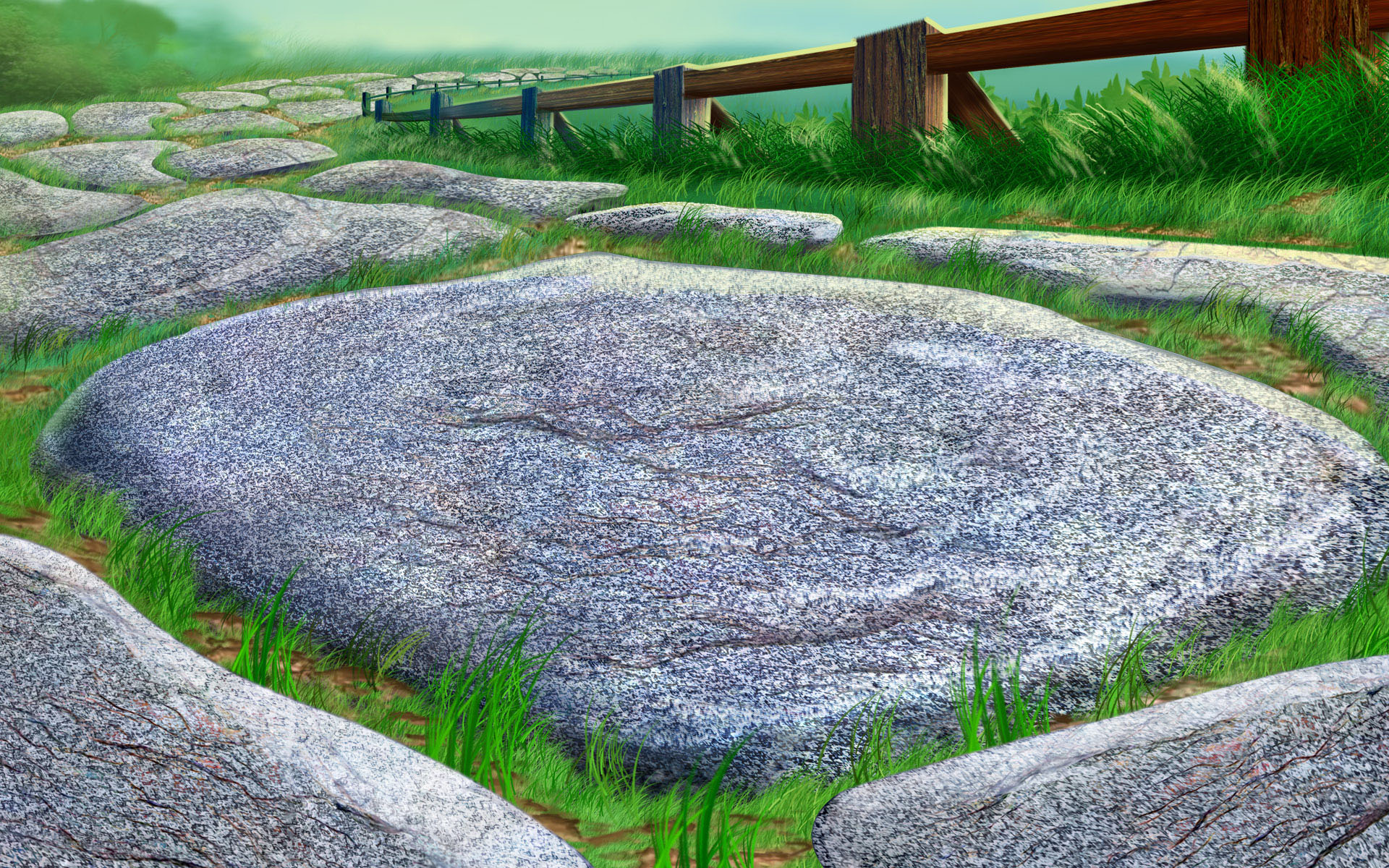 stone path wallpaper - photo #3