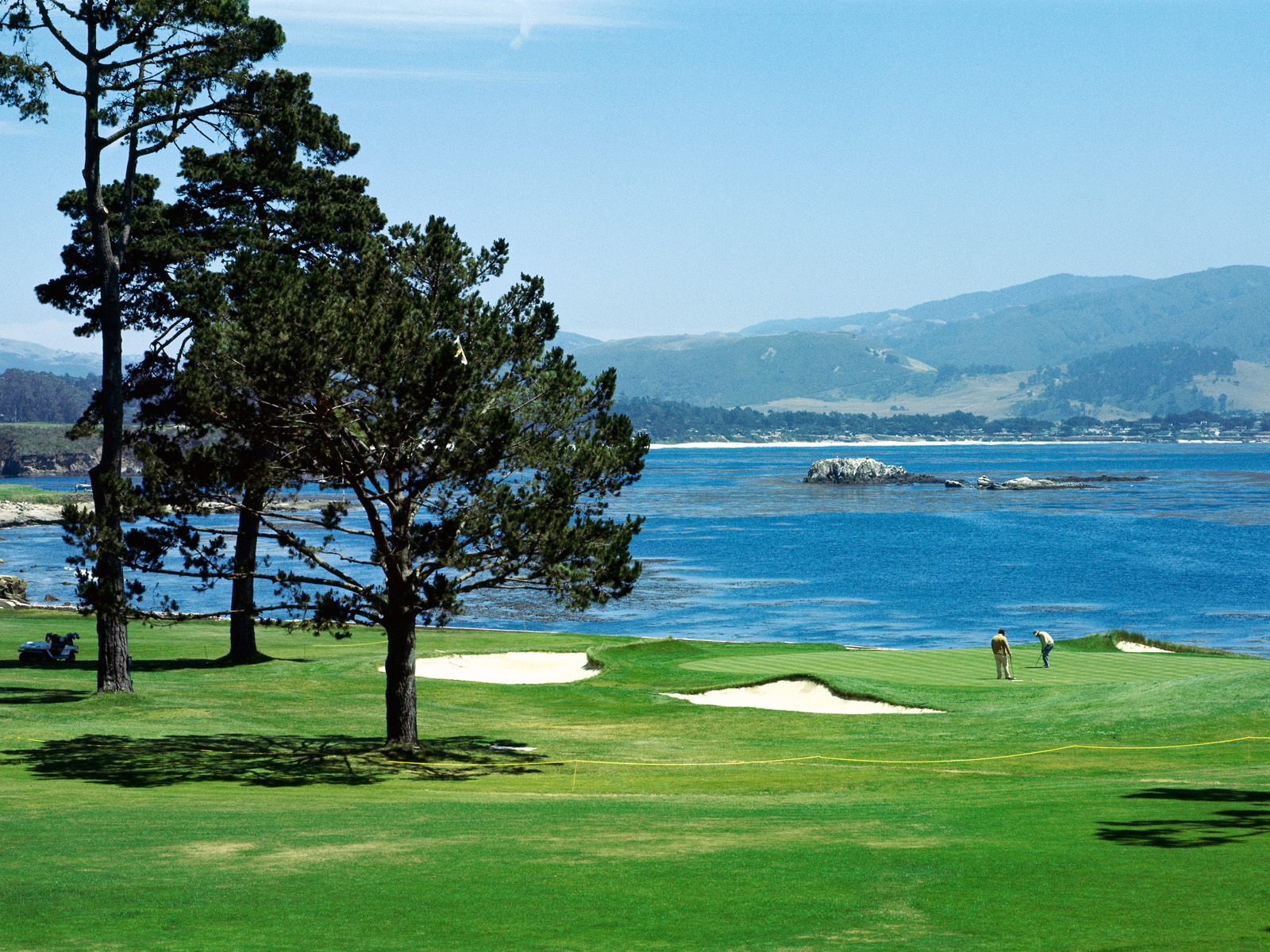 Image Pebble Beach Wallpapers And Stock Photos