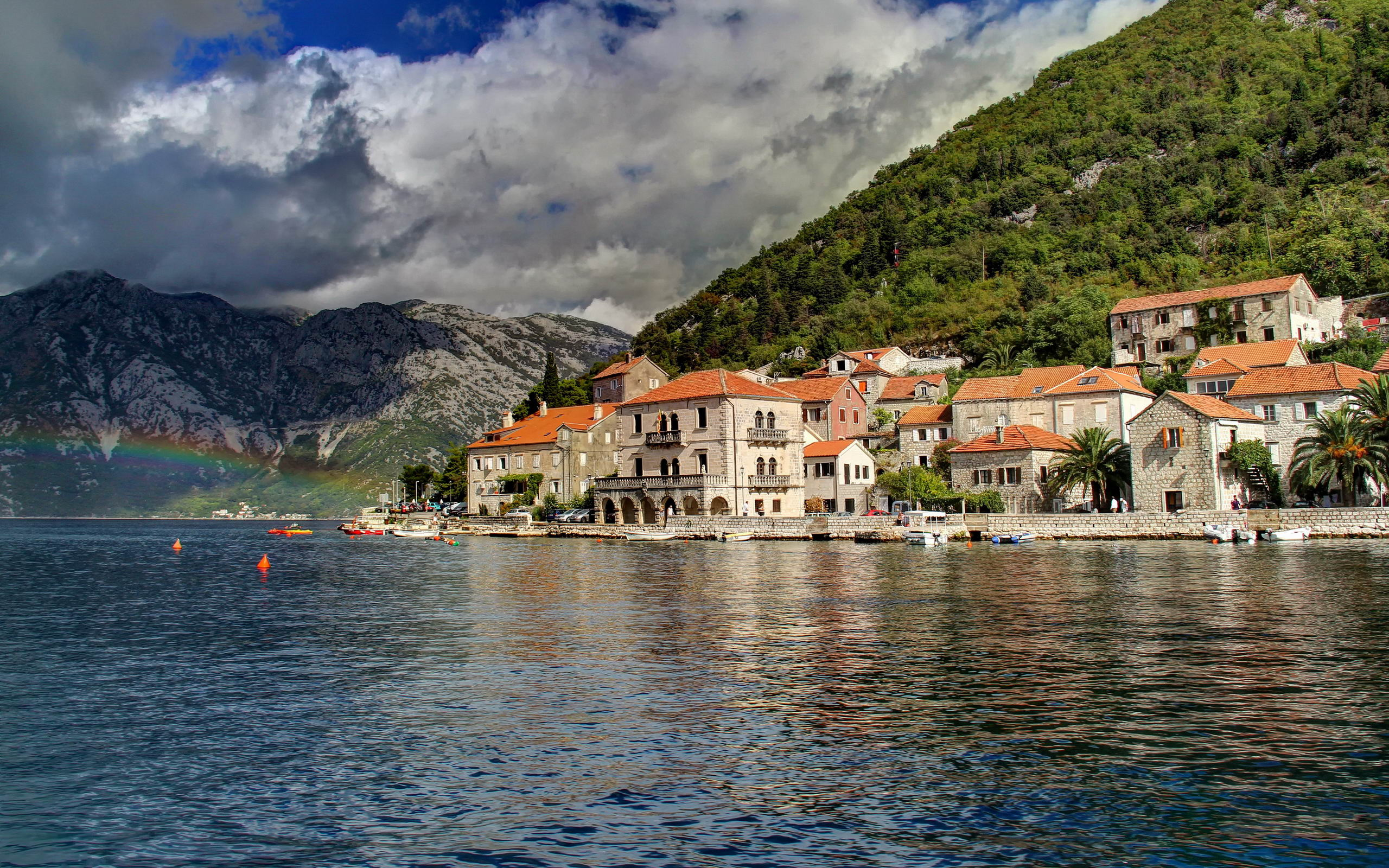 Perast montenegro wallpapers perast montenegro stock photos - Wallpaper photos ...